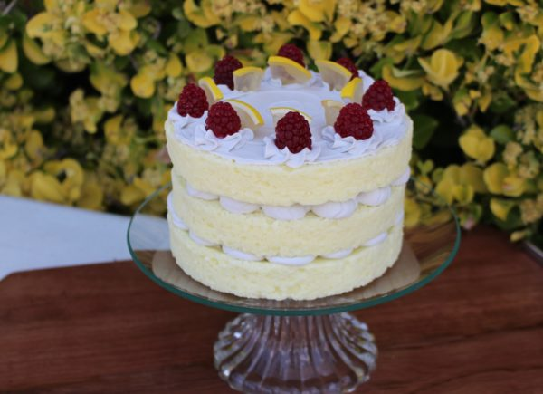 3 LAYER LEMON CAKE 318