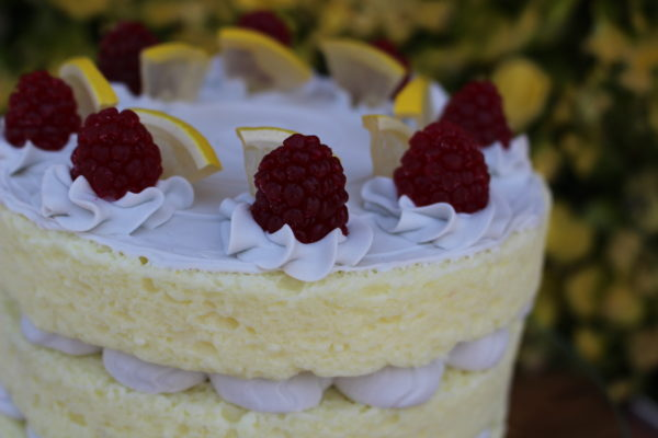 3 LAYER LEMON CAKE 318CU