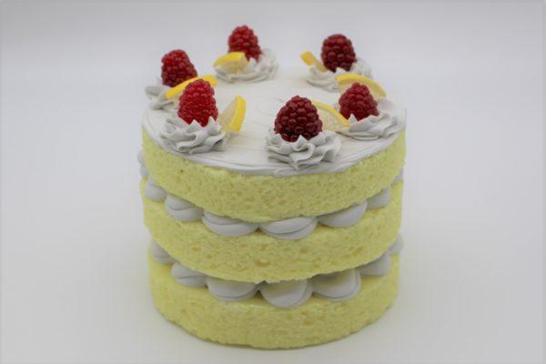 3 Layer Lemon Cake