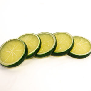 Fake Lime Slices