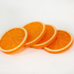 Fake Orange Slices