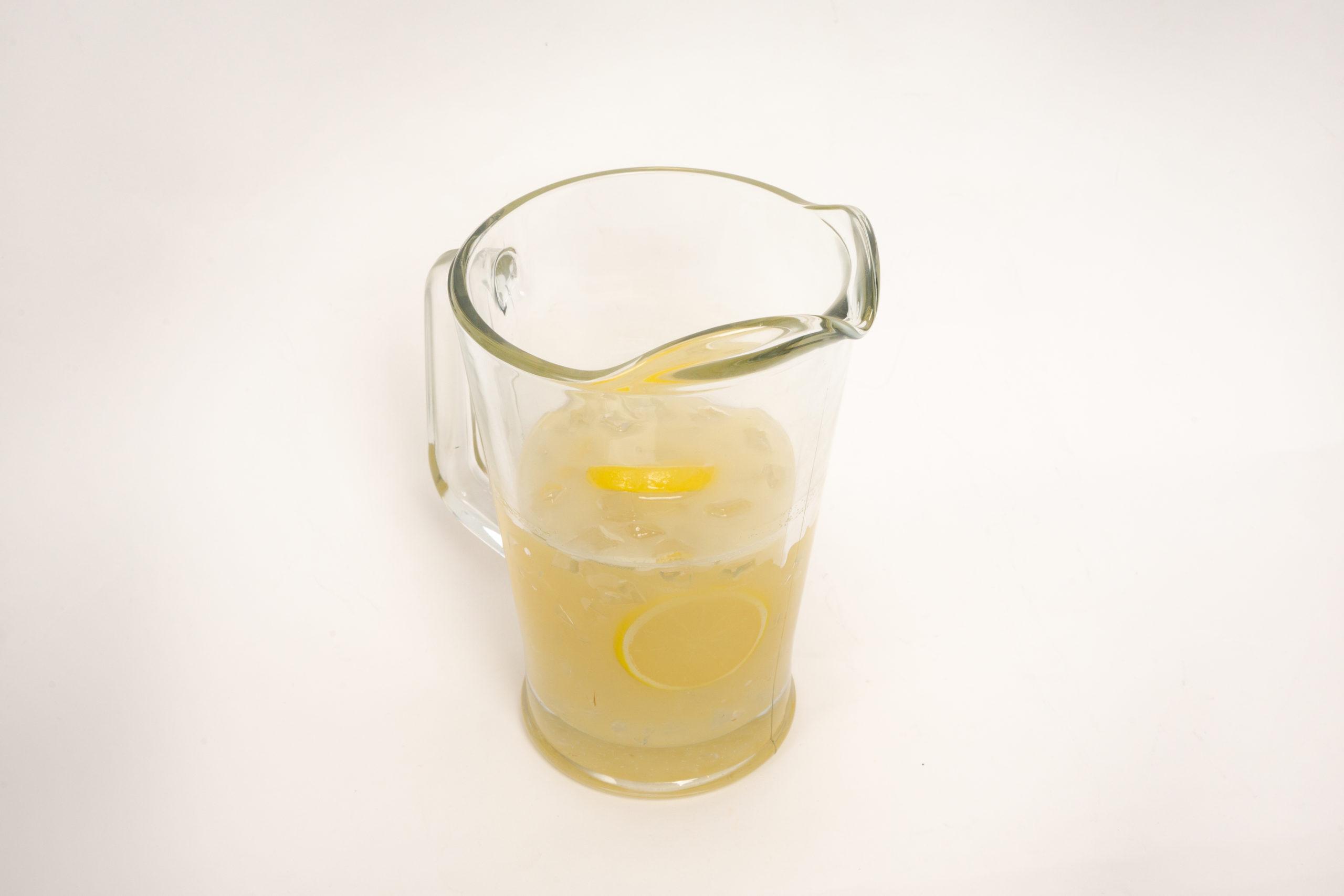 Party in the Pantry!: Herbal Lemonade |Real Pitcher Of Lemonade