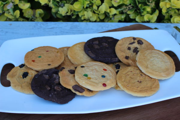 ASSORTED COOKIES CU