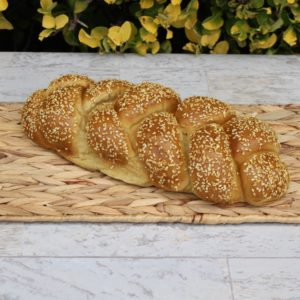 BRAIDED LOAF 968