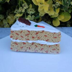 CARROT CAKE SLICE 340