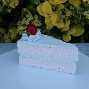 CHERRY CAKE SLICE 341