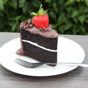 CHOCOLATE CAKE SLICE 310