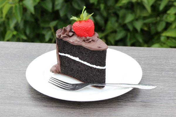 CHOCOLATE CAKE SLICE 310