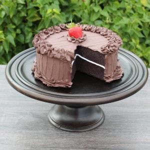 CHOCOLATE CAKE SLICE MISSING 307