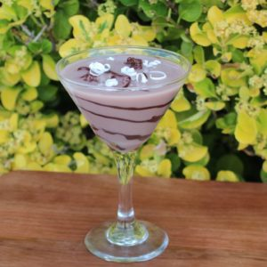 CHOCOLATE MARTINI 546