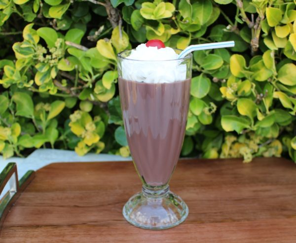 CHOCOLATE MILKSHAKE 504