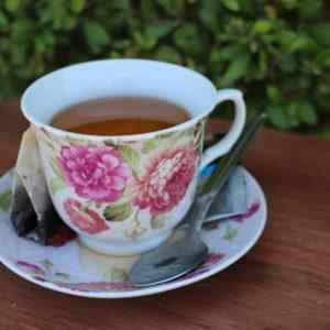 FLORAL TEA CUP 511F