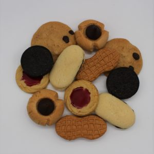 12 Assorted Name Brand Cookies