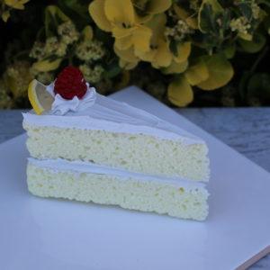 LEMON CAKE SLICE 343