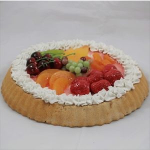 LGE MIXED FRUIT TART