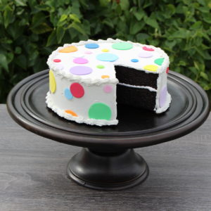 POLKA DOT CAKE SLICE MISSING 335