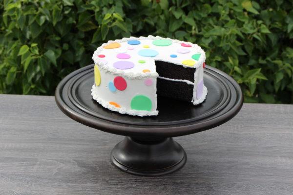POLKA DOT CAKE SLICE MISSING 335