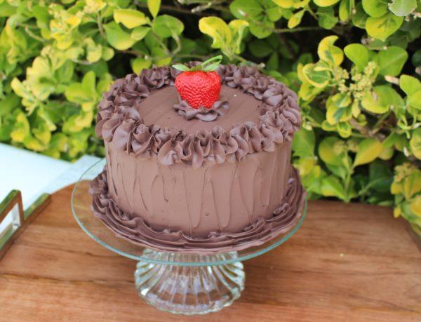SML CHOCOLATE CAKE 305
