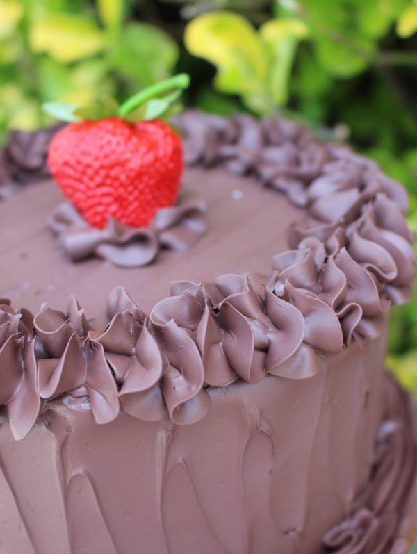SML CHOCOLATE CAKE 305CU
