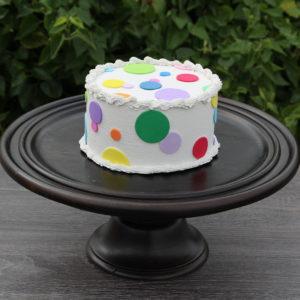 SML POLKA DOT CAKE 337