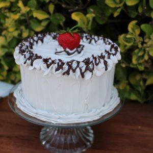 SML WHITE CAKE 304