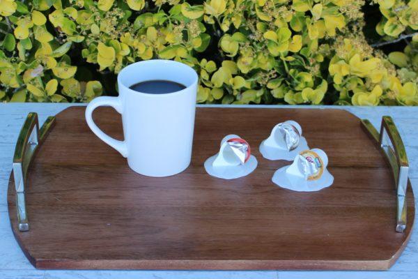 SPILLED COFFEE CREAMER