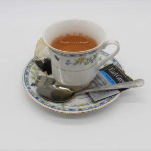 Blue Tea Cup 2