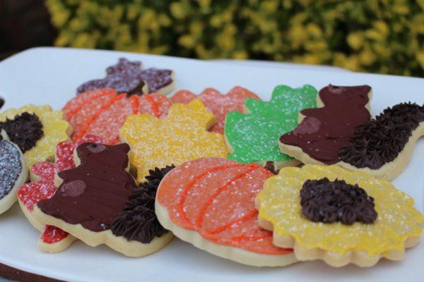 Fall Cookies 1