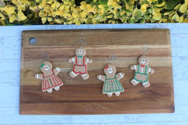 Gingerbread Ornament 1