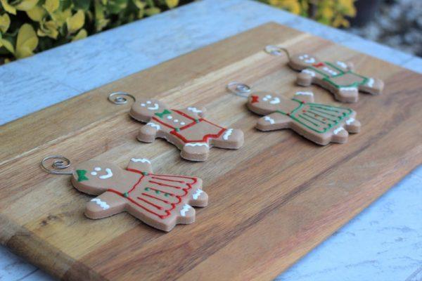 Gingerbread Ornament 2