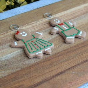 Gingerbread Ornament G1