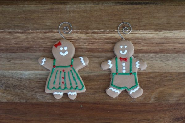 Gingerbread Ornament G2