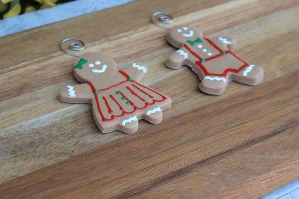 Gingerbread Ornament R1
