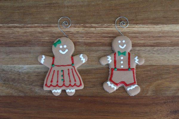 Gingerbread Ornament R2