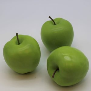 Fake Granny Smith Apples