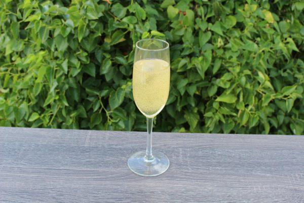 fake champagne