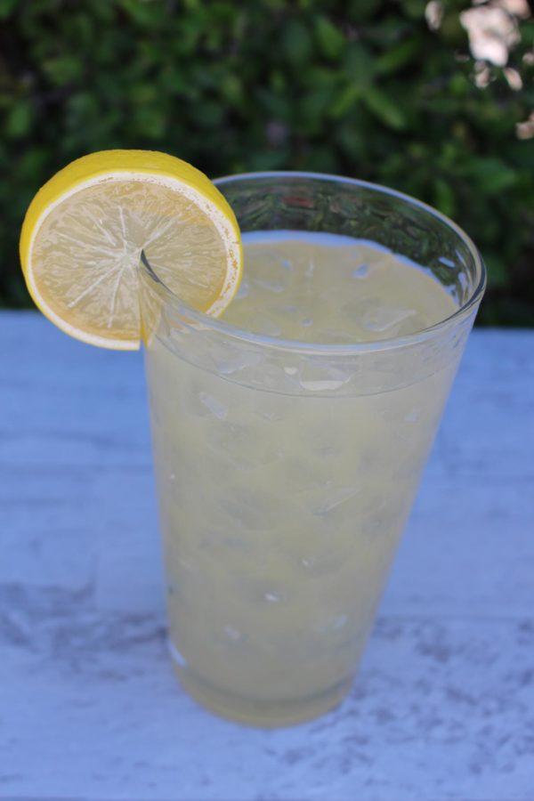 fake lemonade