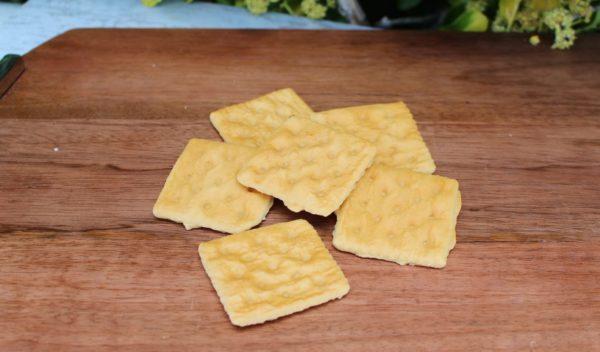 Fake Saltine Crackers