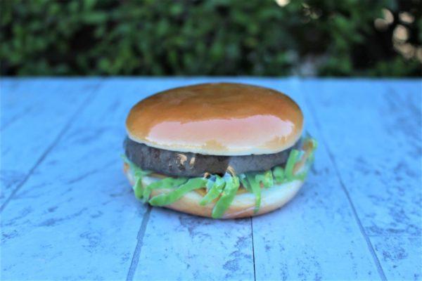 Fake Cheeseburger