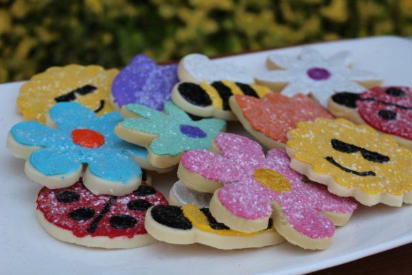 Spring Cookies 1
