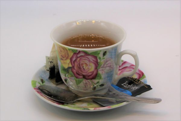Tea Cup Floral