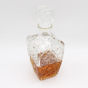 Whiskey Decanter 2