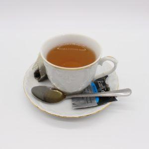 White Tea Cup 2